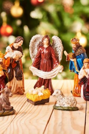 Noel's Nativity Collection - Set of 12 Figurine