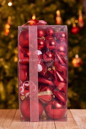 Hallmark Tree Ornament Collection -Red(Medium)