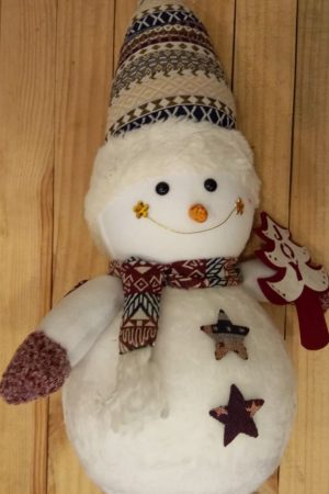 Mystic Gifting Snowman Toy