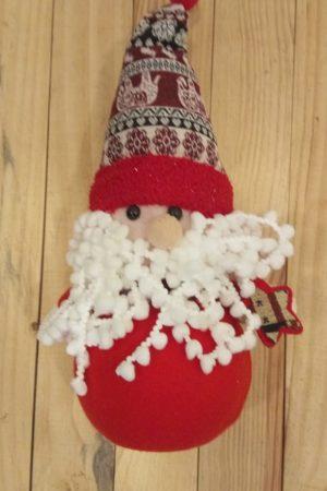 Mystics Hanging Santa Toy Decor (Large)
