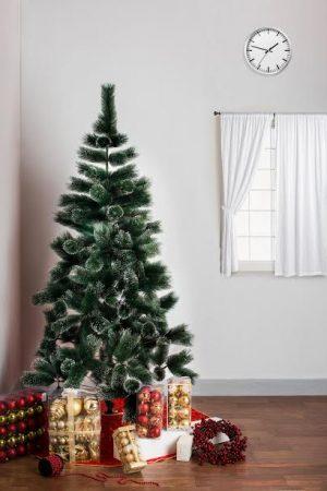 5 Ft  Indian Snowkissed Pine Christmas Tree