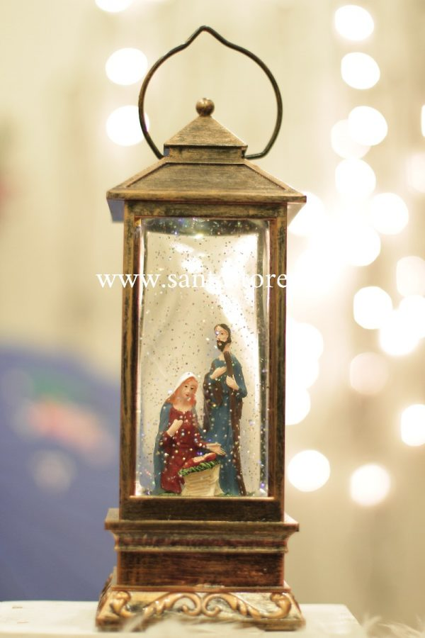 Mystics Traditional Nativity Lantern