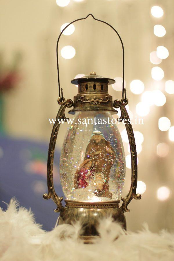 Mystics Vintage Nativity Lantern