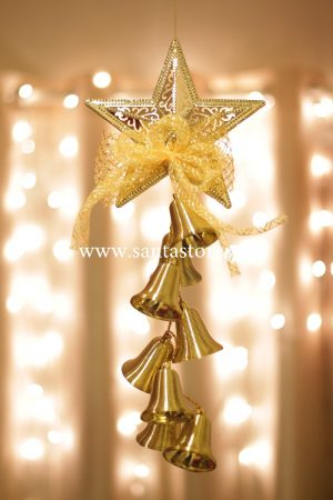 Christmas Bells Decor