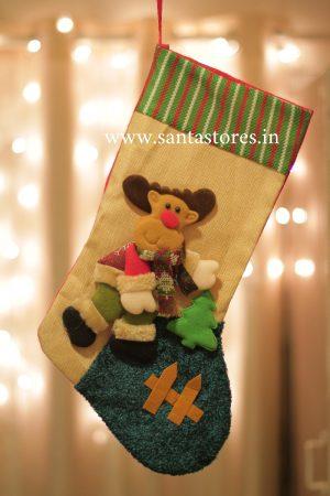 Browns Elf Stocking
