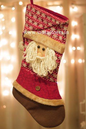 Snowfair Elf Classic Stocking
