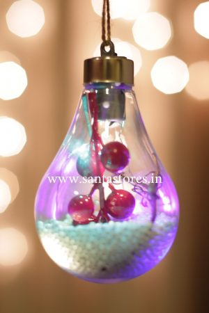 Bulb Style Christmas Special Luminary