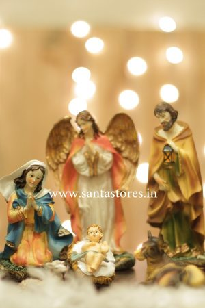 11 pcs Nativity Figurine Gloria (Large)