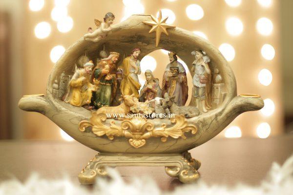 Rejoice Nativity Seen