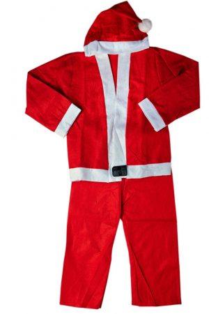 Standard Santa Boy Costume (2-4 yrs)