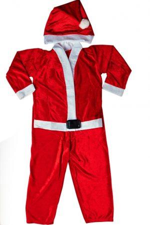 Premium Santa Boy Dress  - (6 - 8) yrs