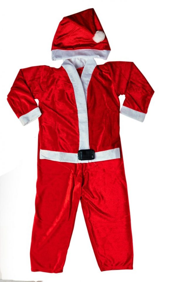 Premium Santa Boy Dress  - (6 - 8) yrs