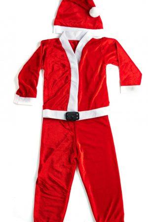 Premium Santa Boy Dress 4-6 yrs