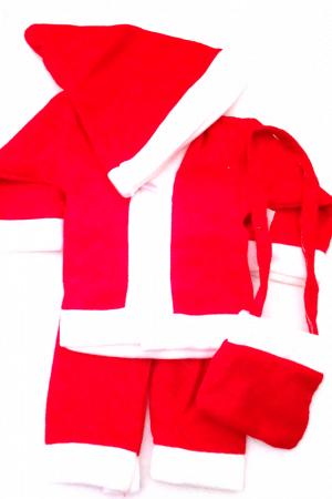 Santa Claus Dress For Baby - GRADE 1 Quality